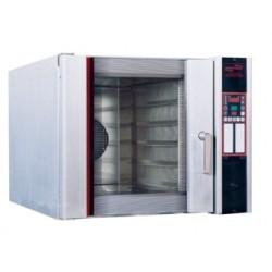 Four boulangerie ventilé programmable pour 5 plaques 40/80 EUROFOURS
