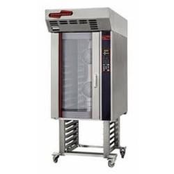 Four boulangerie ventilé programmable pour 10 plaques 40/80 EUROFOURS