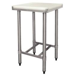 Billot Table Inox L500X600X900