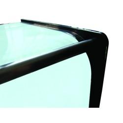Vitrine réfrigérée positive - 570 L. - 1700 (L) x 750 (P) x 1200 (H) mm - Avec éclairage