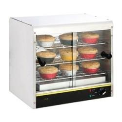 Vitrine chauffante  special  cupcakes et autres gâteaux américains 471 cm