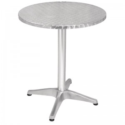 Table ronde Bistro sur pied