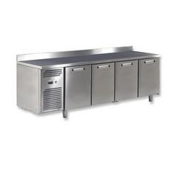 Table  réfrigérée  4 portes gamme 700 moteur gauche