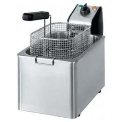 Friteuse professionnelle lectrique 2 bacs 16 litres 380v gastromastro group sas - Friteuse sans huile professionnelle roller grill ...