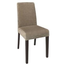 Chaise beige contemporaine
