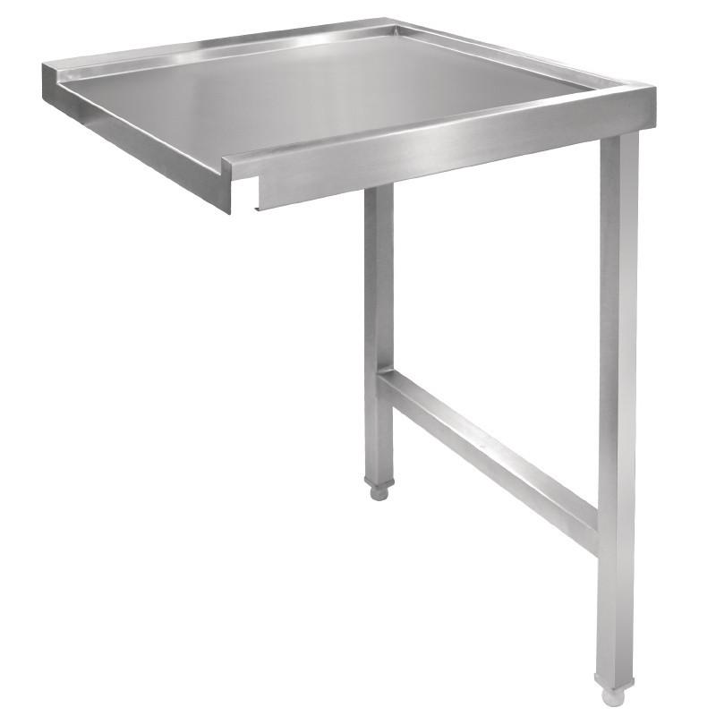 table d 39 entr e lave vaisselle entr e droite 1100 gastromastro group sas. Black Bedroom Furniture Sets. Home Design Ideas
