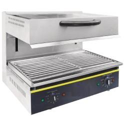 Salamandre grill réglable- Salamandre électrique professionnelle -réglable 230v