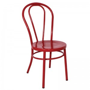 Chaise Bistrot Rouge