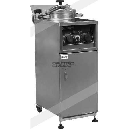 Friteuse pression électrique 14 litres