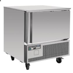 cellule de refroidissement - Inox - 3 bacs GN 1/1