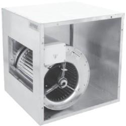 Caisson de ventilation - MO10/10 - 4P - 5000 m3/h