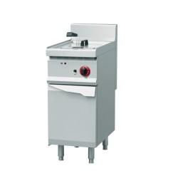 Friteuse monobloc à éléctrique  13 litres sur socle
