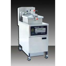 Friteuse pression 25 litres avec système de filtration