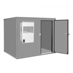 Chambre froide positive - 1500 x 2100 x 2010 - 4.8 m³ - Classe T