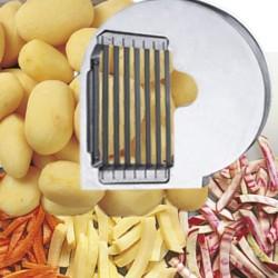 couteau frites-allumettes 8x8mm FIMAR