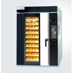 Four boulangerie ventilé pour 10 plaques 40/80