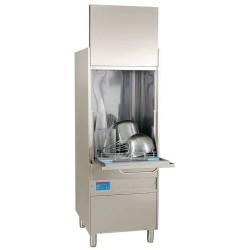 Lave-vaisselle industriel batterie panier 500x500 mm