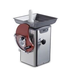Hachoir à viande N°22 réfrigéré, monobloc inox