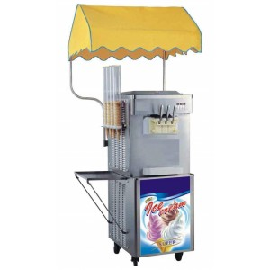 Machine à Glaces italienne  2.7KW LUXE