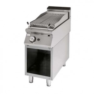 Grillade Charcoal  simple sur socle