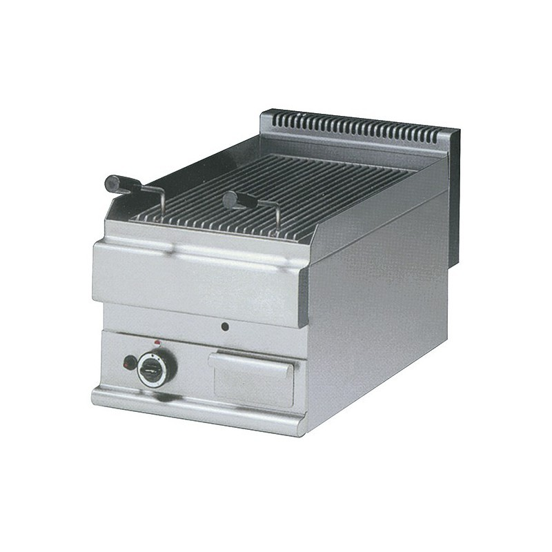grill de lave gaz simple top