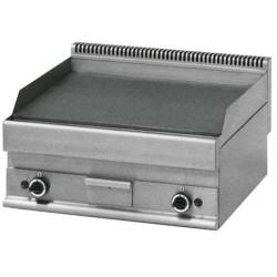Plaque de cuisson gaz lisse -Top- plaque au chrome dur