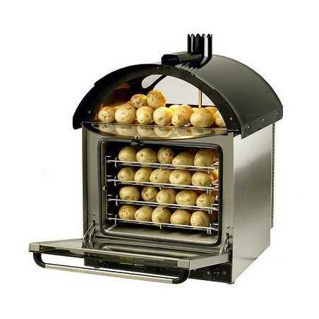 Four à pommes de terre multifonctions 120 pommes de terres