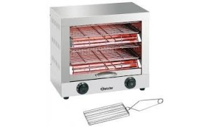 Toaster professionnel & Salamandre grill