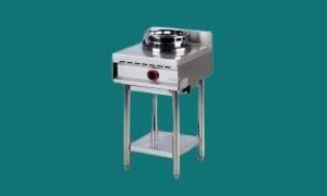 Fourneau wok & Teppan yaki