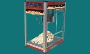 Machine à pop-corn professionnel - dag