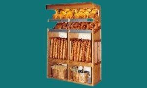 Panetière boulangerie