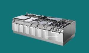 Materiel de cuisson professionnel GASTROMASTROITALIE - dag