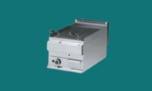 Ligne de cuisson 600mm - Grill  - plaque de cuisson pas cher