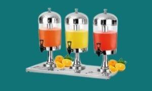 Service de boissons