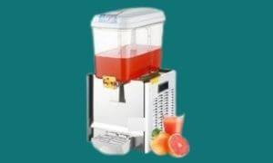 Fontaine réfrigérée – Distributeur de jus de fruit